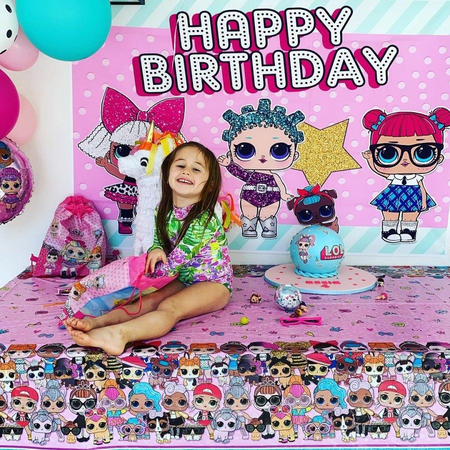 Ashley Hebert and J.P. Rosenbaum Celebrate Daughter Essex's 4th Birthday After Split