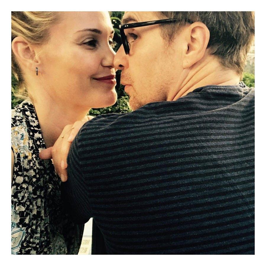 August 2017 Writes The Rockwells Leslie Bibb Instagram Sam Rockwell and Leslie Bibb Relationship Timeline