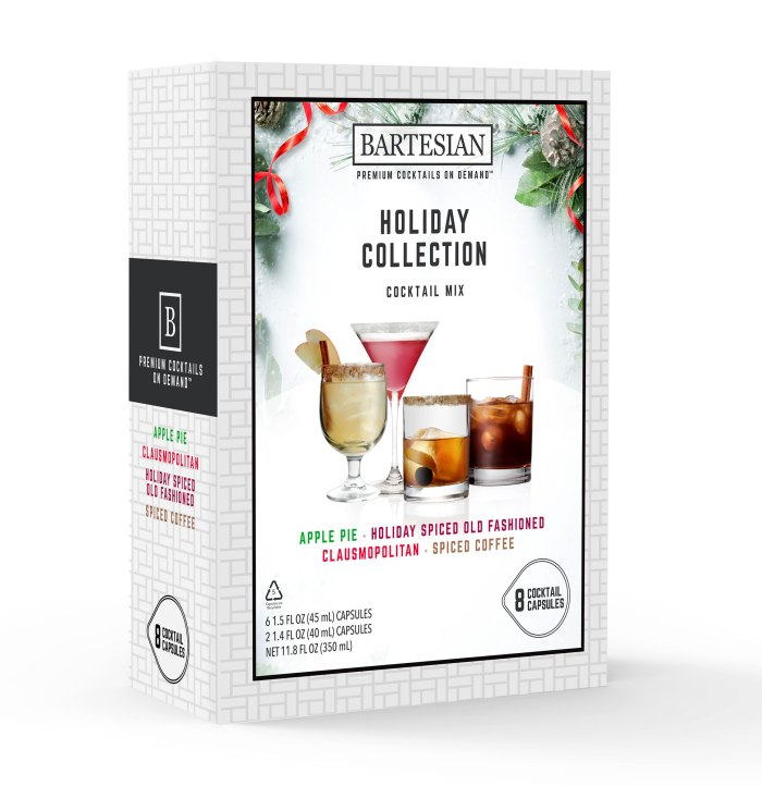 Bartesian Unveils Festive Holiday Cocktail Collection