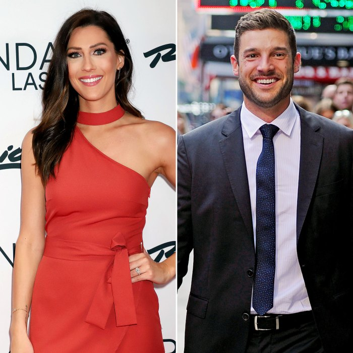 Becca Kufrin Appears to React to Ex-Fiance Garrett Yrigoyen Moving On With New Woman