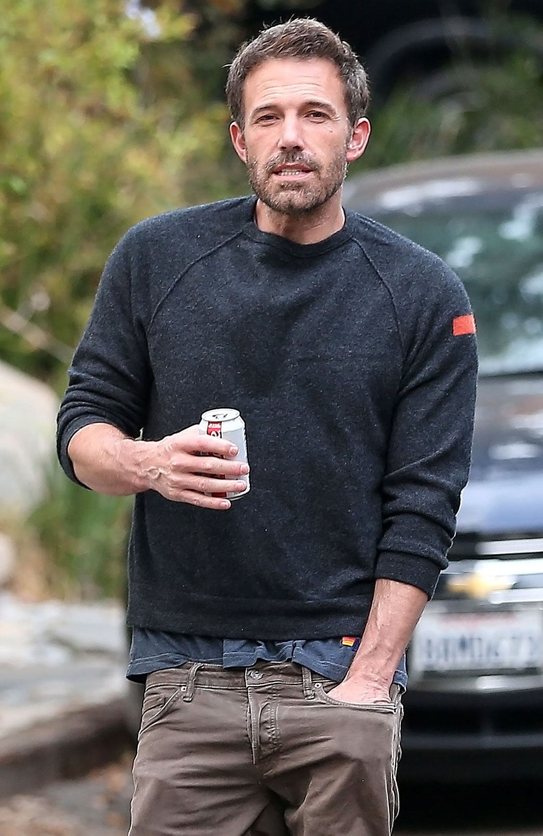Ben Affleck Has Been Working Out a 'Ton,' Changed Up Diet ...
