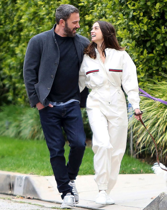 Ben Affleck and Ana de Armas Share Passionate Kiss in Between Filming Deep Water Reshoots Promo