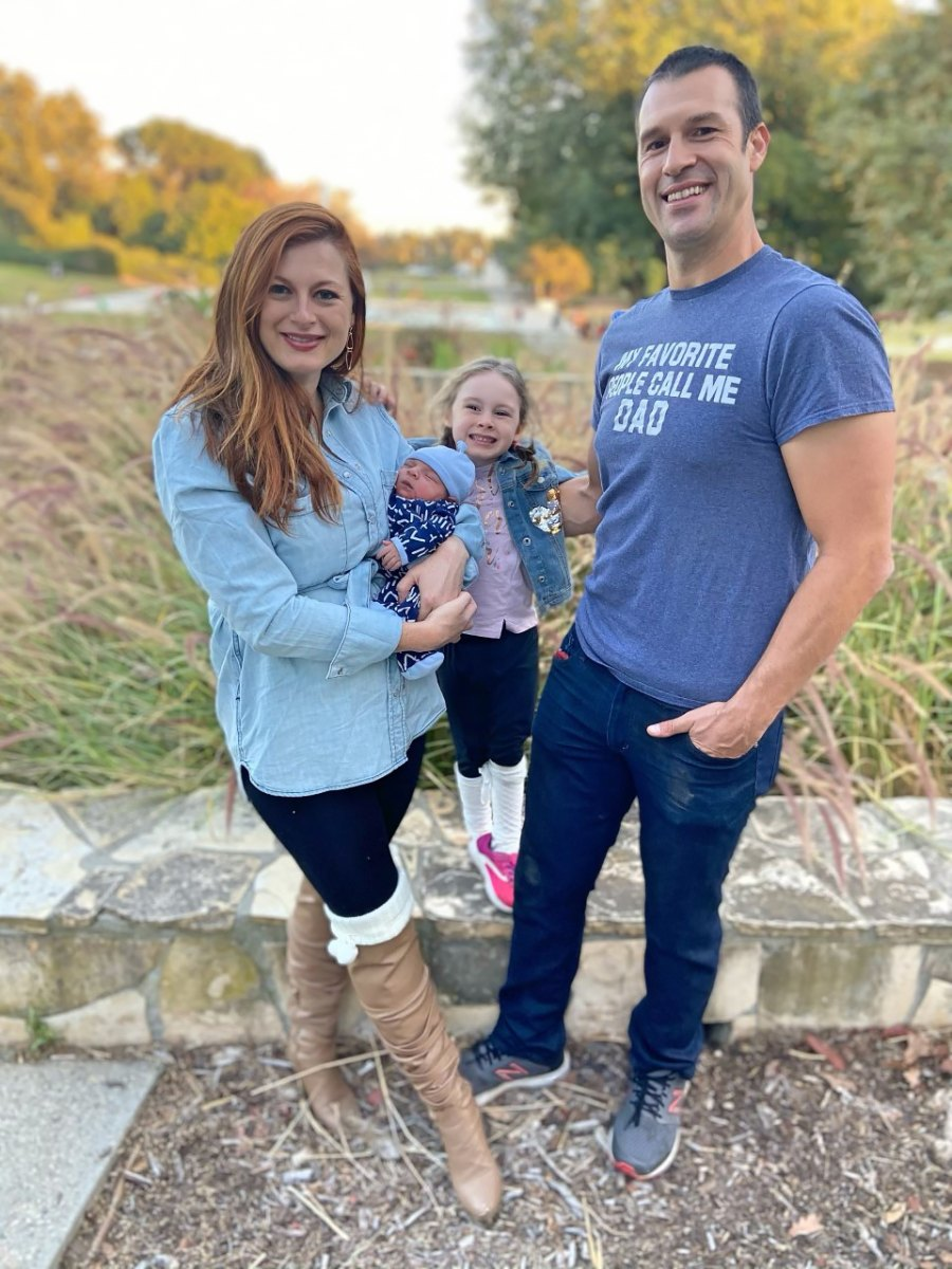 Big Brother's Rachel Reilly and Brendon Villegas Reveal Baby No. 2's Name