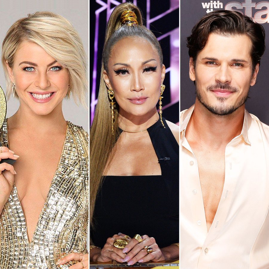 Julianne Hough Carrie Ann Inaba and Gleb Savchenko Biggest Dancing With the Stars Controversies Through the Years