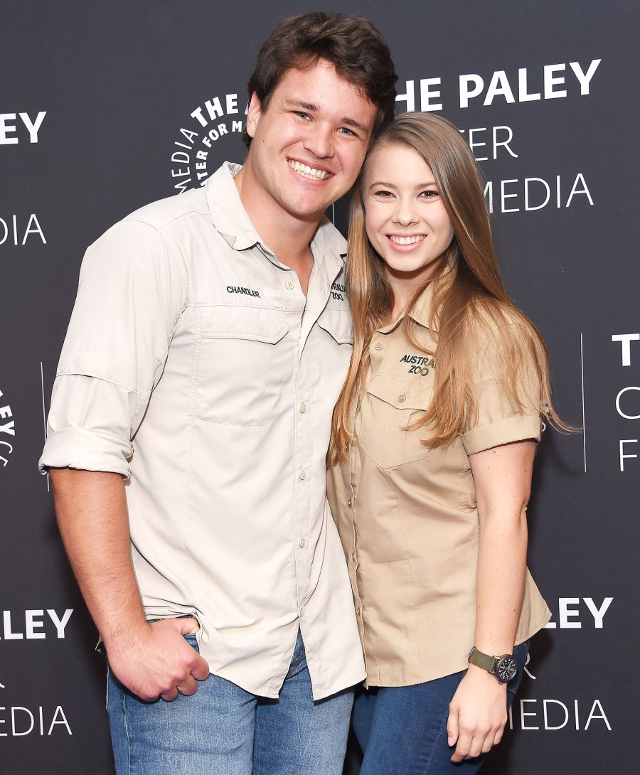 Bindi Irwin Gives Birth and Welcomes First Child With Husband Chandler Powell