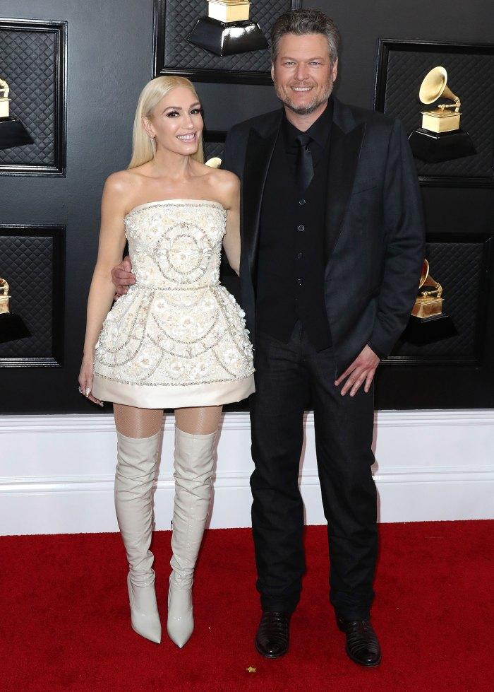Blake Shelton y Gwen Stefani están casados