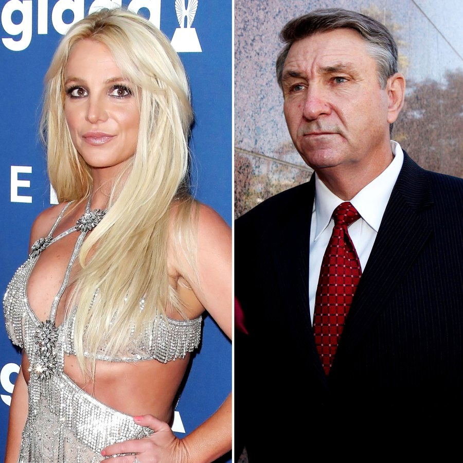 Britney Spears Files Have Dad Jamie Removed Her Conservator