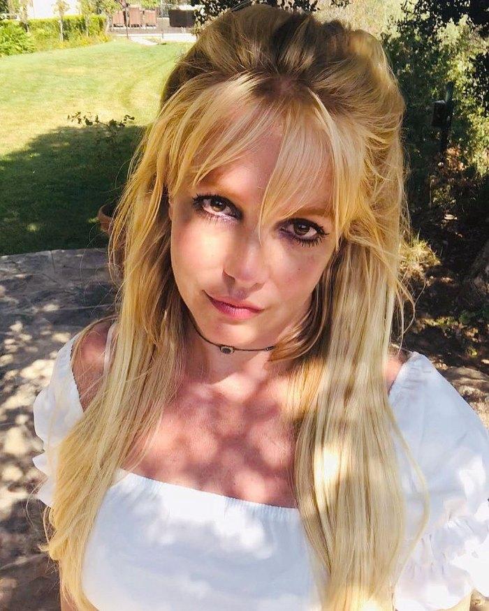 Britney Spears dice que ella es la más feliz que ha estado en medio de la batalla por la tutela