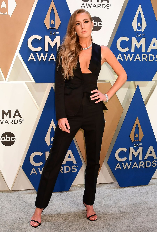 CMA Awards 2020 Red Carpet Arrivals - Ingrid Andress