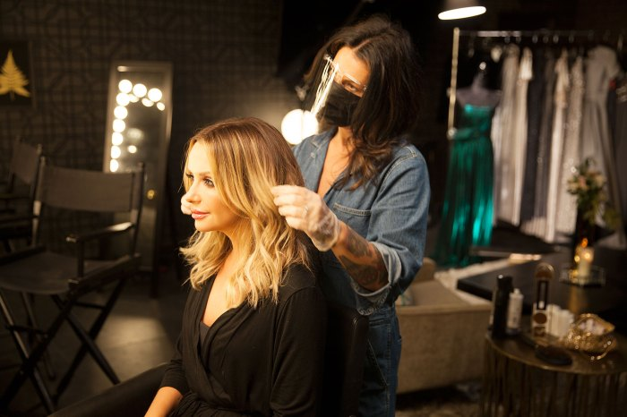 Carly Pearce Getting Ready For CMA Awards 2020