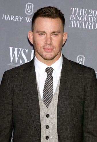 Channing Tatum Looks as Sexy as Ever With a Freshly Shaved Head