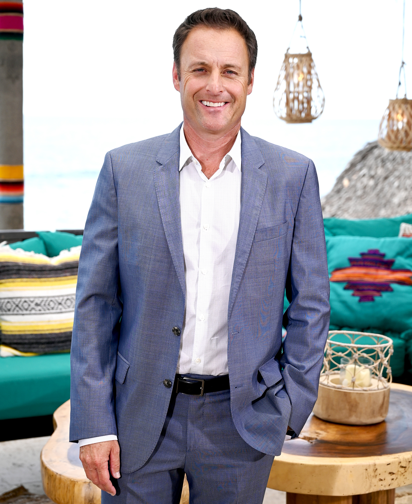 Chris Harrison Admits There's a Double Standard in Bachelor Nation