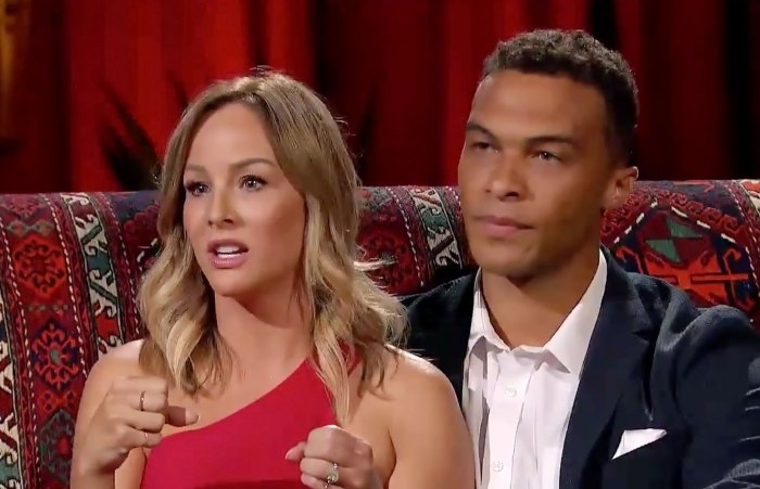 Chris Harrison Grills Clare Crawley Dale Moss About Whether They Spoke Before Bachelorette