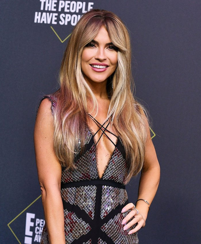 Selling Sunset's Chrishell Stause People's Choice Awards Bangs: Details