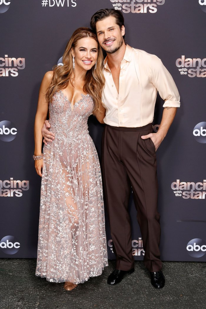 Chrishell Stause and Gleb Savchenko Flirty Relationship DWTS Amid His Divorce