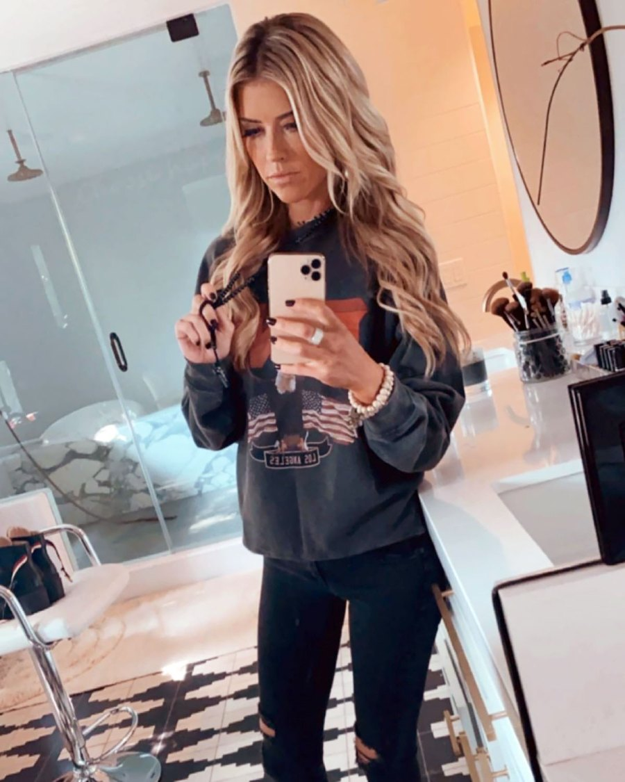 Christina Anstead Slams Claims She's an 'Absent Mother' to Kids Amid Divorce