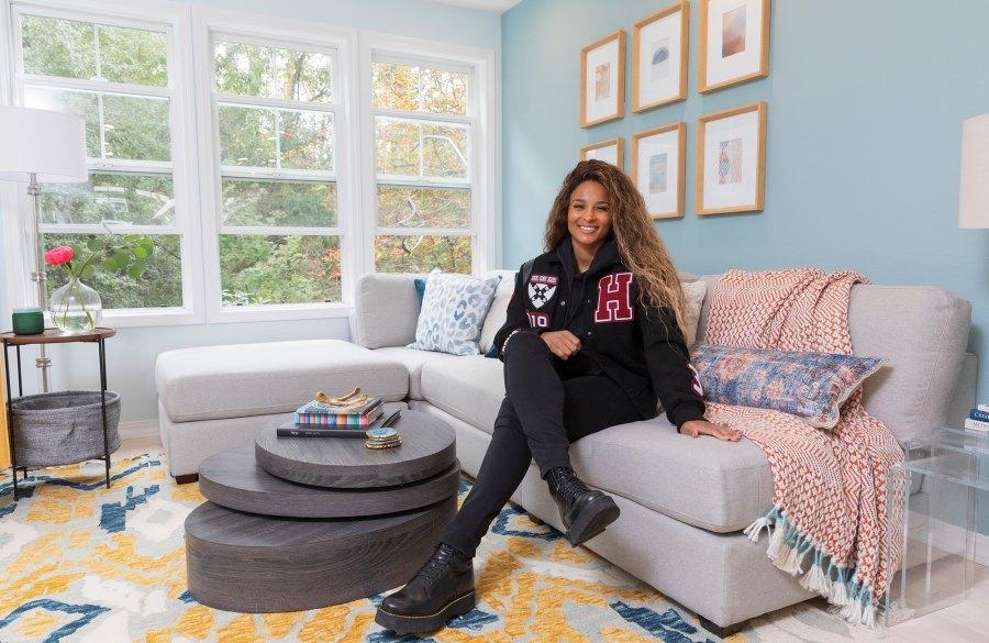 Ciara Hometown Heroes