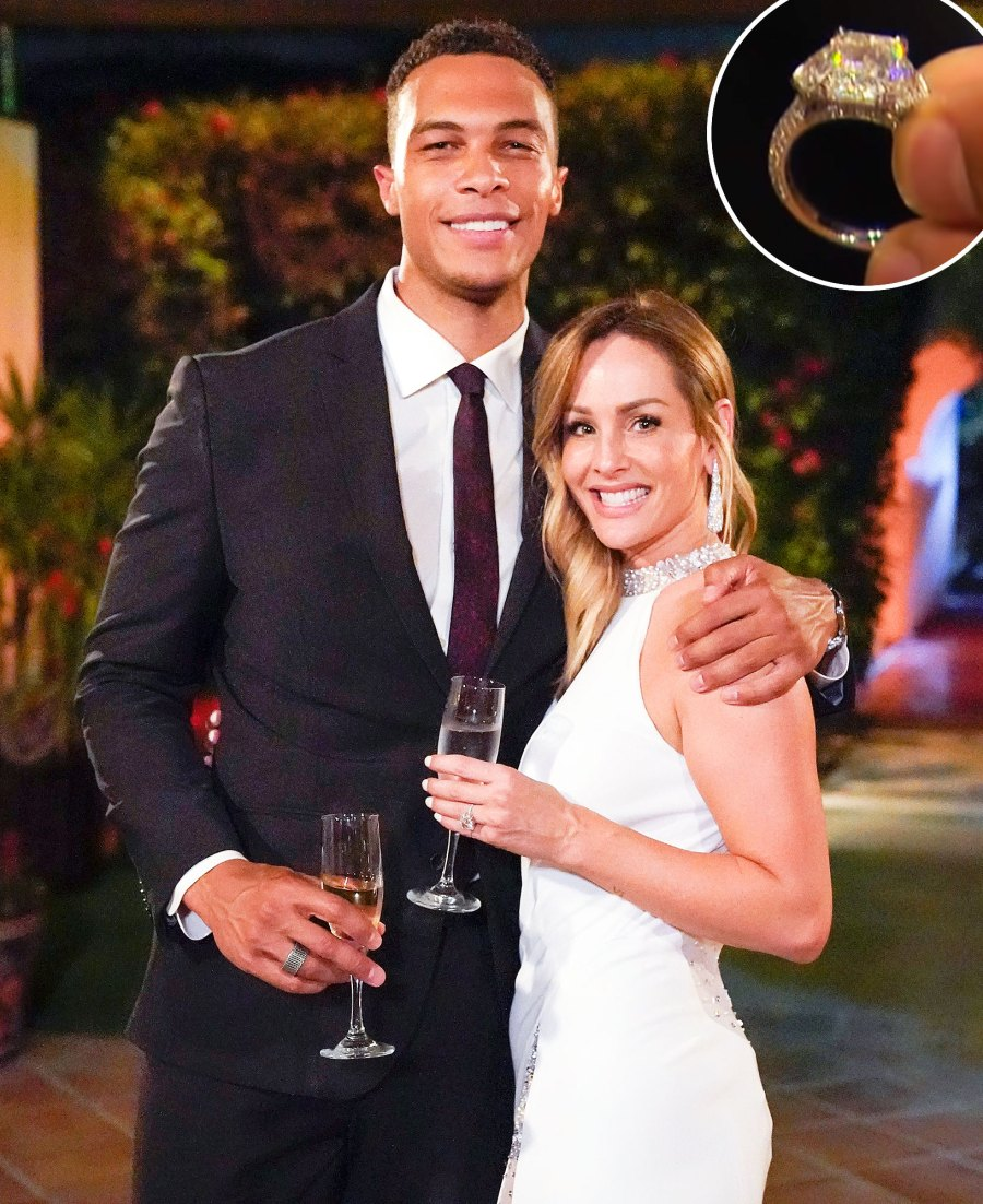 Clare Crawley Bachelorette Engagement Ring From Dale Moss Features 4.5-Carat Diamond