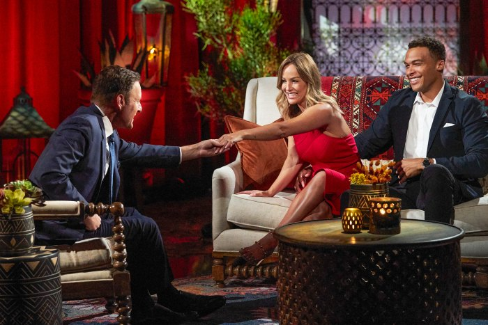 Clare Crawley Chris Harrison Dale Moss The Summary of the Bachelorette