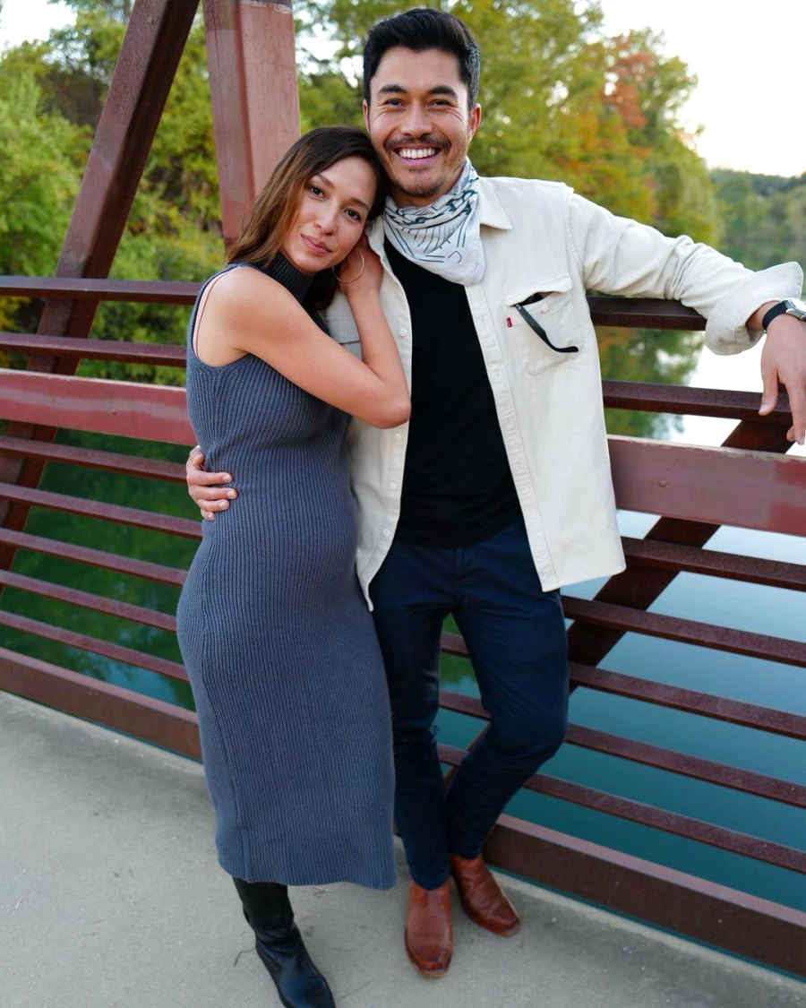 Crazy Rich Asians Henry Golding Wife Liv Lo Is Pregnant With Their 1st Child Instagram