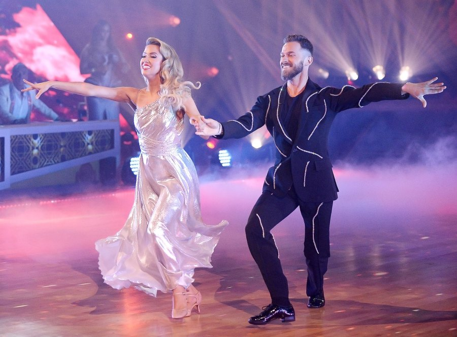 Kaitlyn Artem Dancing With the Stars Semifinals Who Made Finale