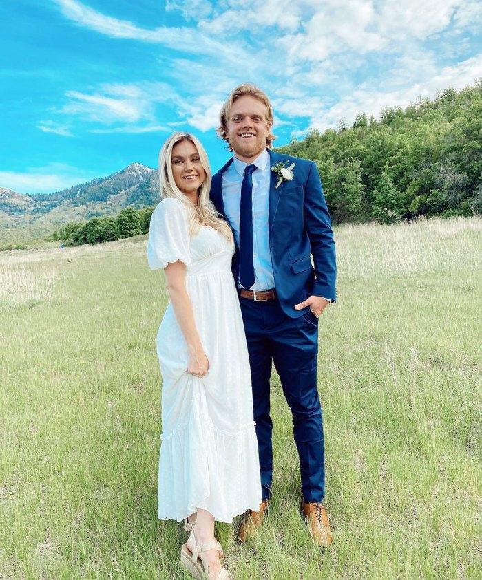 Dancing With The Stars Lindsay Arnold revela el nombre de su hija recién nacida Sam Cusick y ella