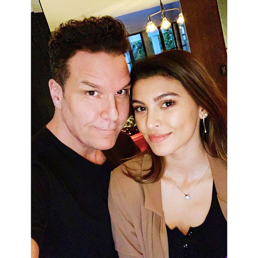 Dane Cook Laughs Off Age Gap With Kelsi Taylor