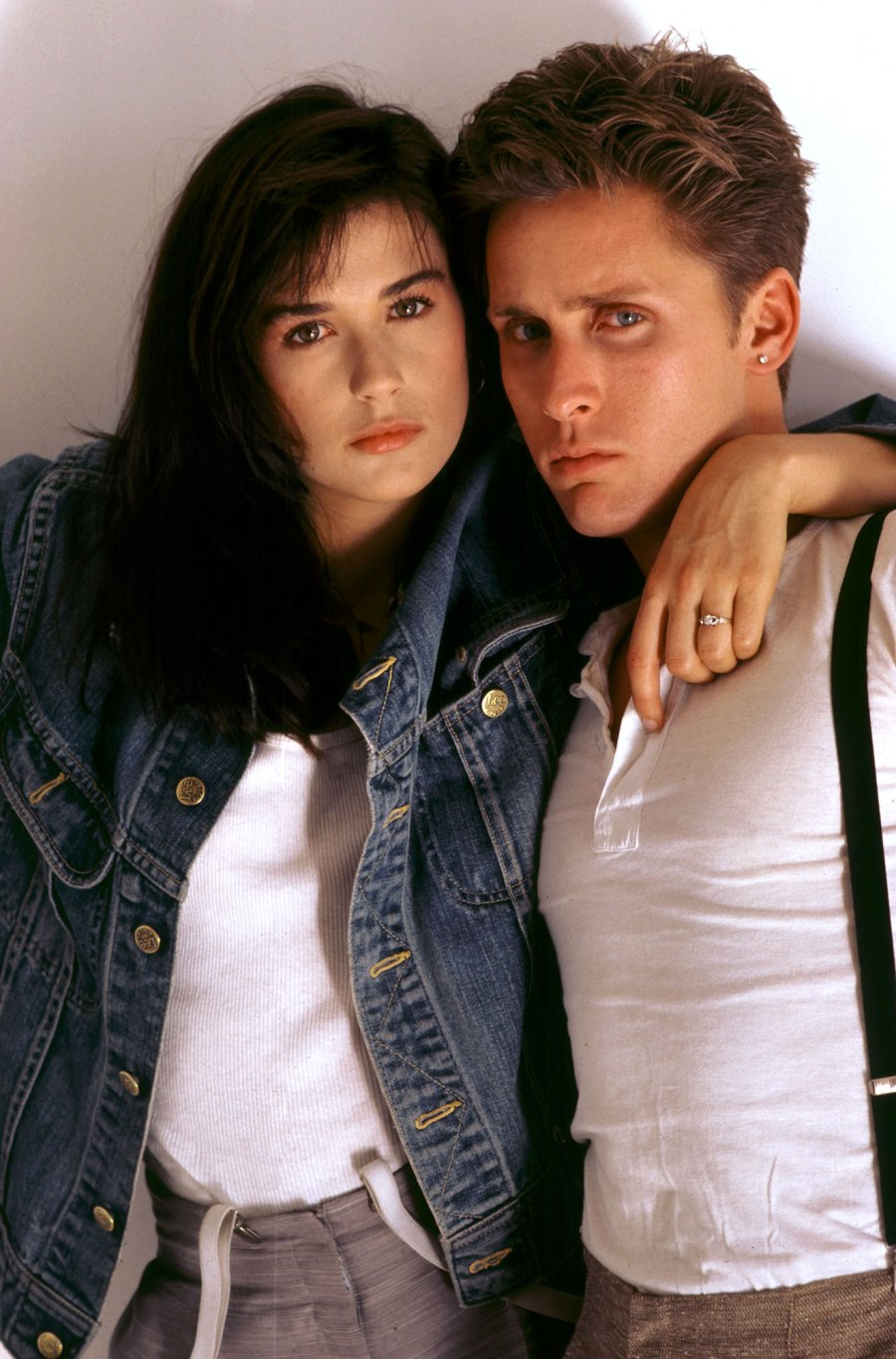 Demi Moore and Emilio Estevez Hollywood Couples Who Called Off Their Engagement