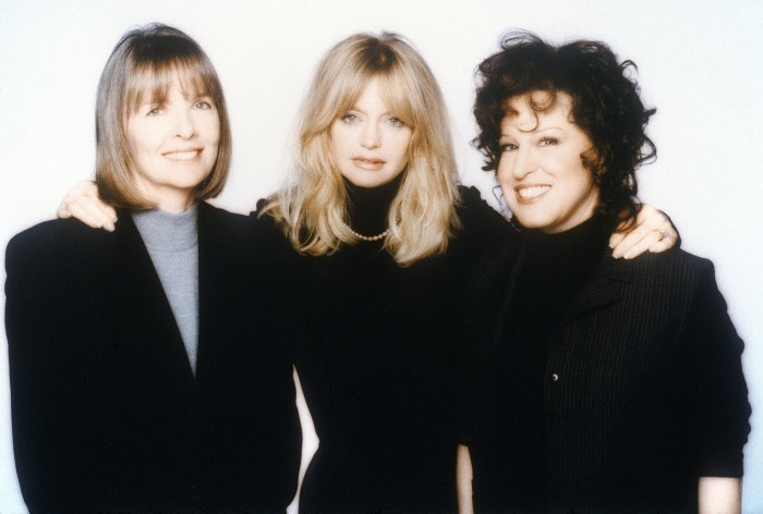 Goldie Hawn Teases First Wives Club Reunion