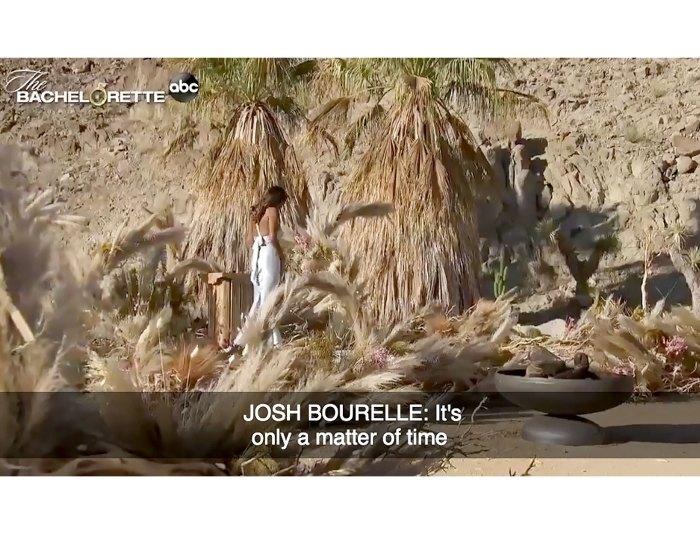 ¿El ex marido de Tayshia Adams, Josh Bourelle, aparece soltero? Por qué los fanáticos piensan así