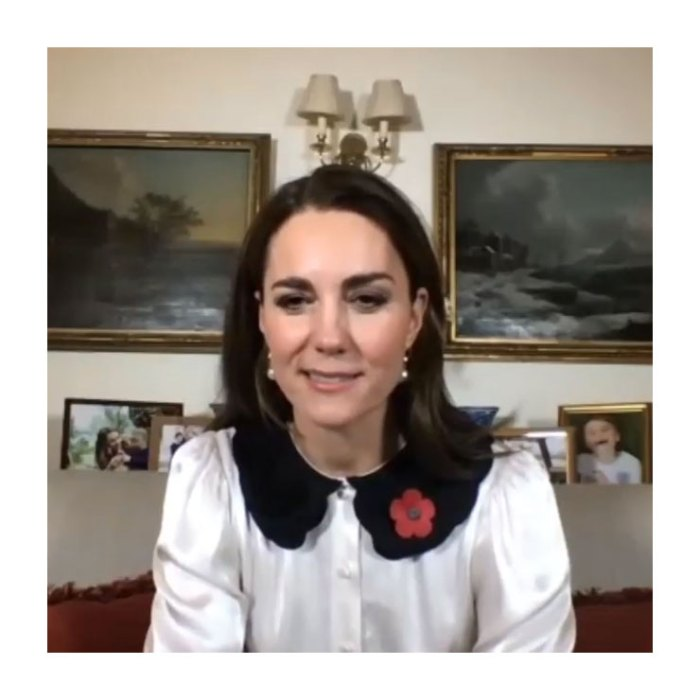 Duchess Kate Gives Fans a Glimpse Inside Her Kensington Palace Home During a Virtual Chat Catherine Duchess of Cambridge Kate Middleton