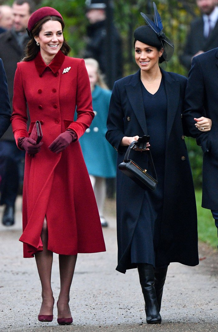 Duchess Kate Felt Fashion Pressure When Meghan Markle Came Along
