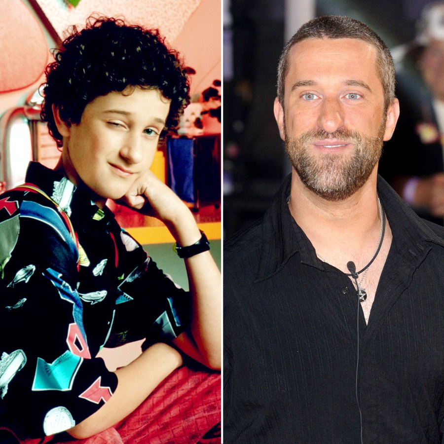 Dustin Diamond Saved By The Bell Where Are They Now