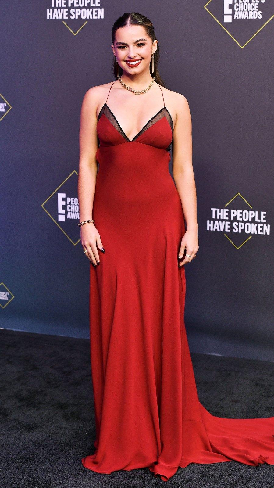 E! People's Choice Awards 2020 - Addison Rae