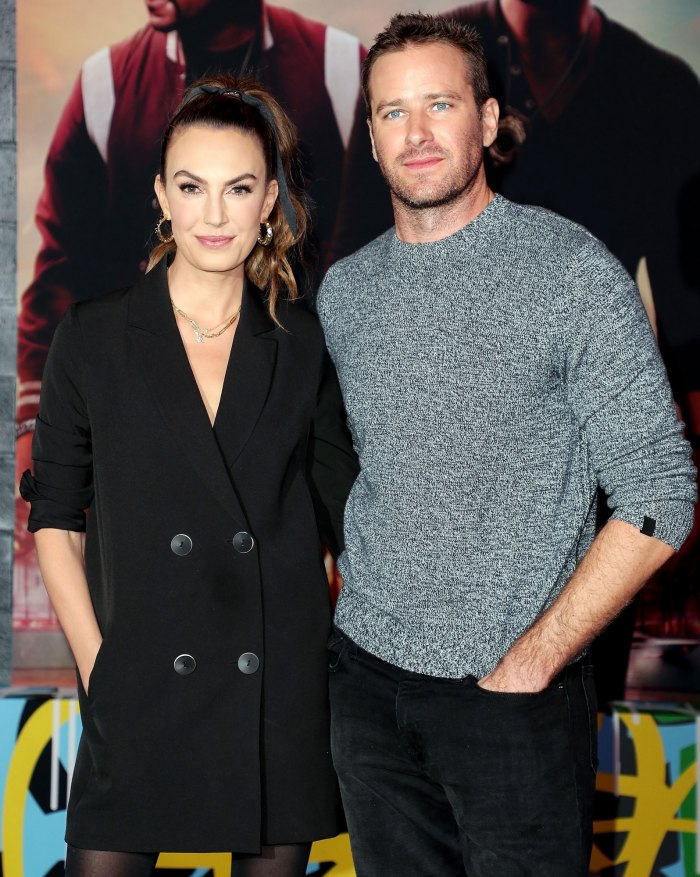 Elizabeth Chambers Armie Hammer Claps Back Criticism Kids Eating Sweets Before Bed