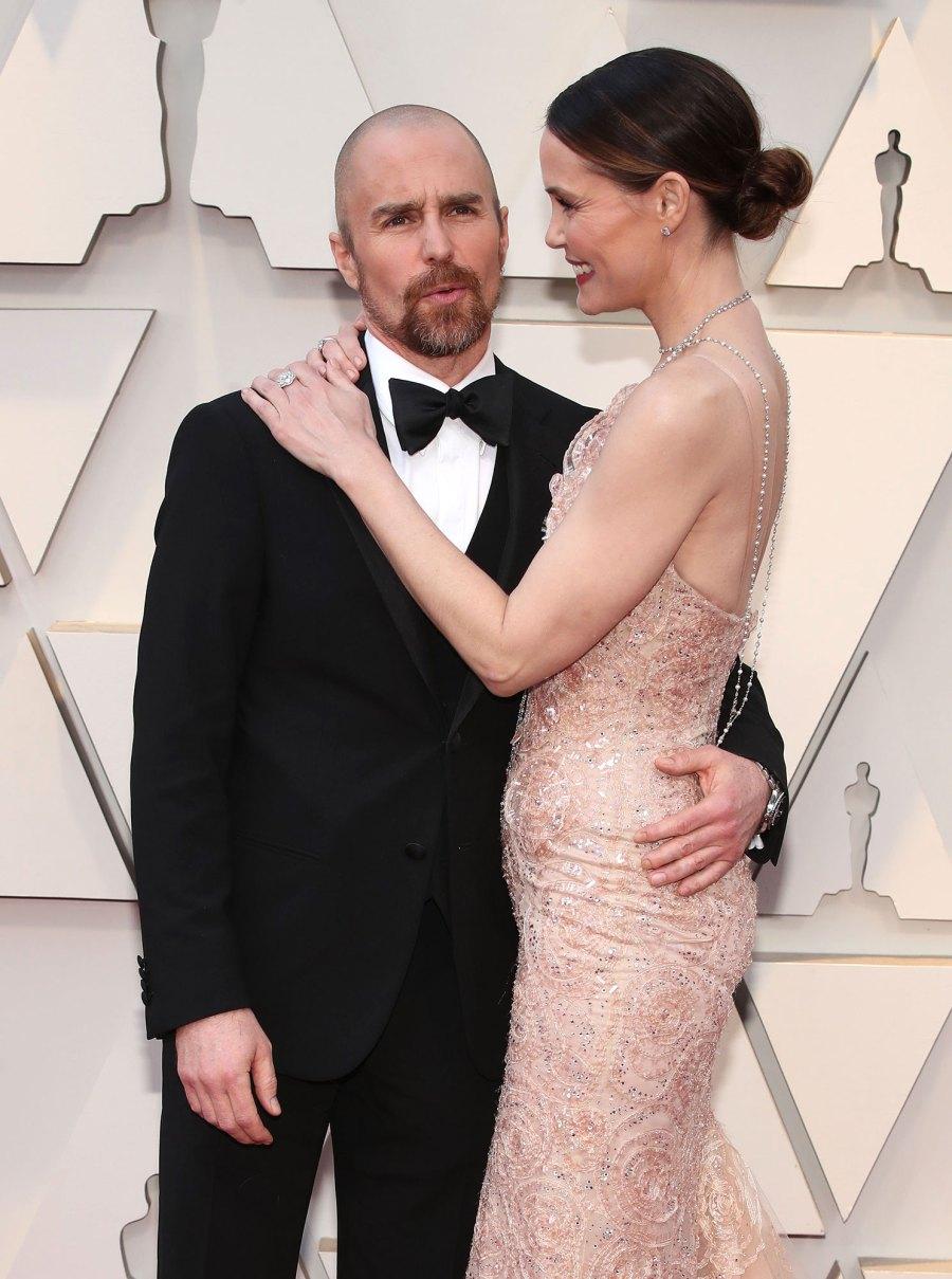 February 2019 Oscars Sam Rockwell and Leslie Bibb Relationship Timeline
