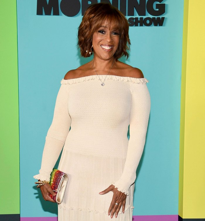 Gayle King Reveals That She Went on a 5-Day Soup Fast to Fit Into a Dress