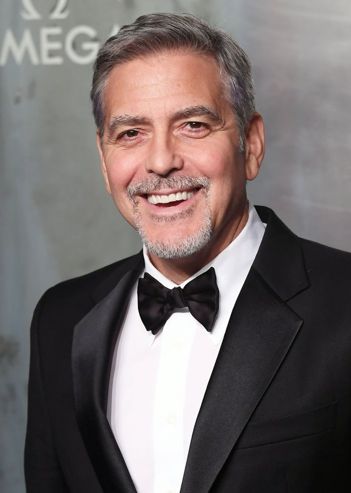 George Clooney Has Been Cutting His Own Hair With a Flowbee for Decades