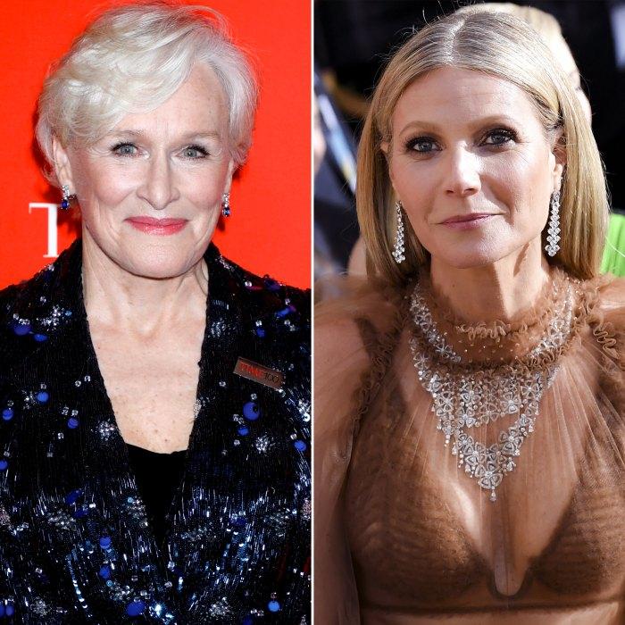 Glenn Close dice que Gwyneth Paltrow ganó el Oscar por 'Shakespeare in Love' 'No tenía sentido'