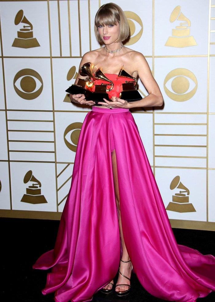 Grammys 2021 Nominations Taylor Swift Press Room Grammy Awards