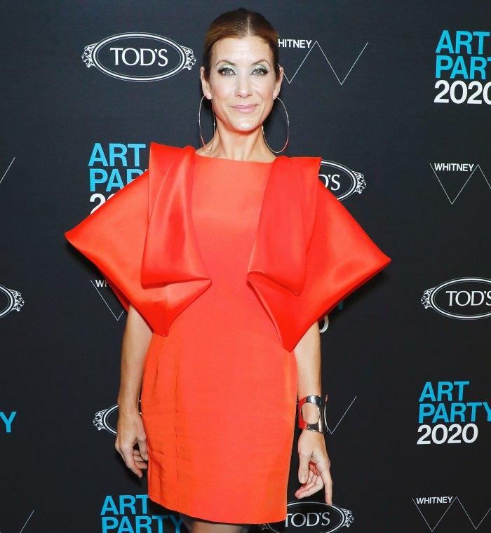 Greys Anatomy Kate Walsh Jokes About Meredith and Derek Romantic Beach Reunion
