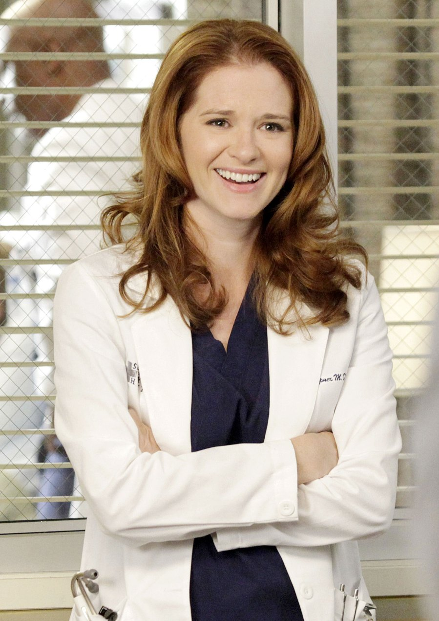 Sarah Drew Greys Anatomys Exits Who Quit Who Was Fired Who Is Down Come Back