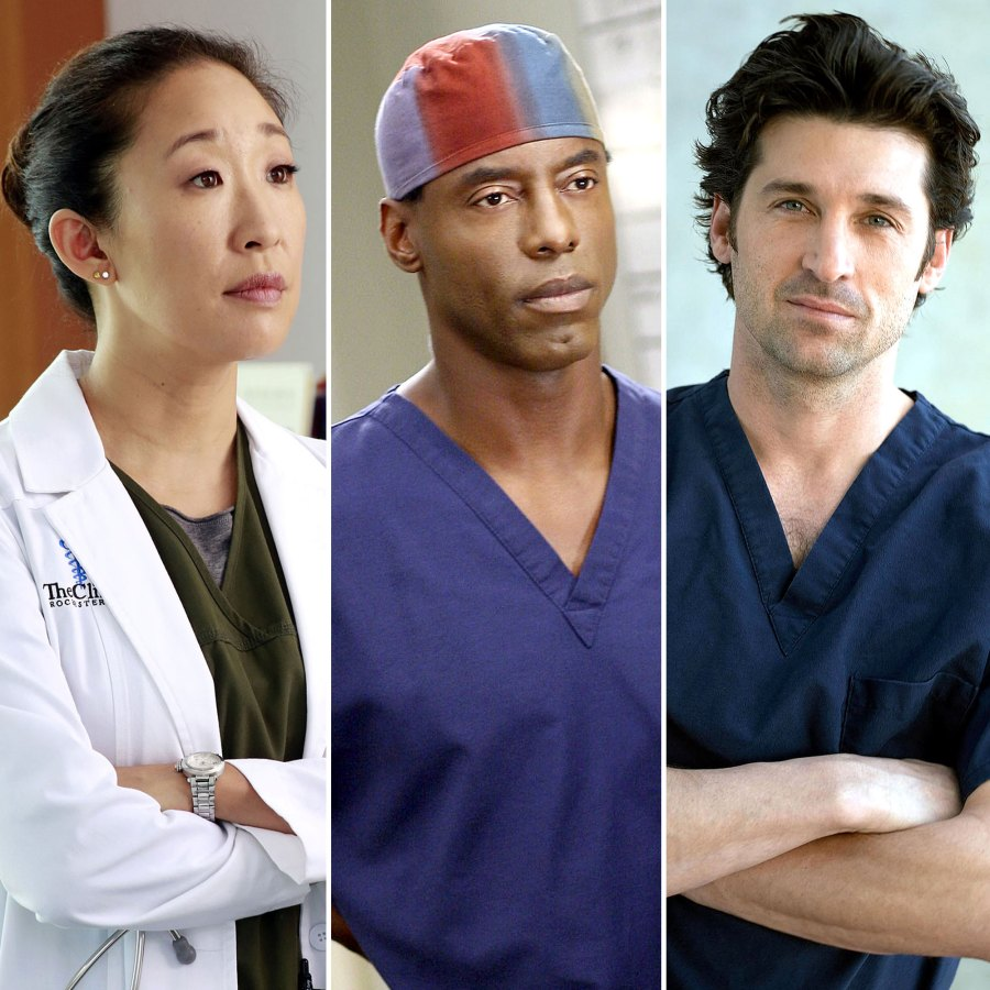 Greys Anatomys Exits Who Quit Who Was Fired Who Is Down Come Back