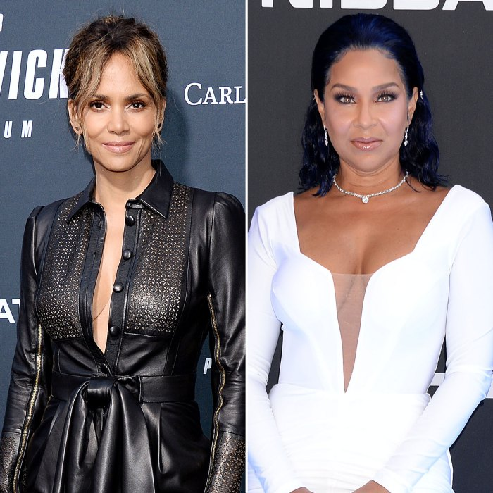 Halle Berry Fires Back at LisaRaye McCoy Claim That Shes Bad in Bed