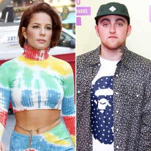 Halsey Mac Miller Death Was Reality Check My Past Relationship