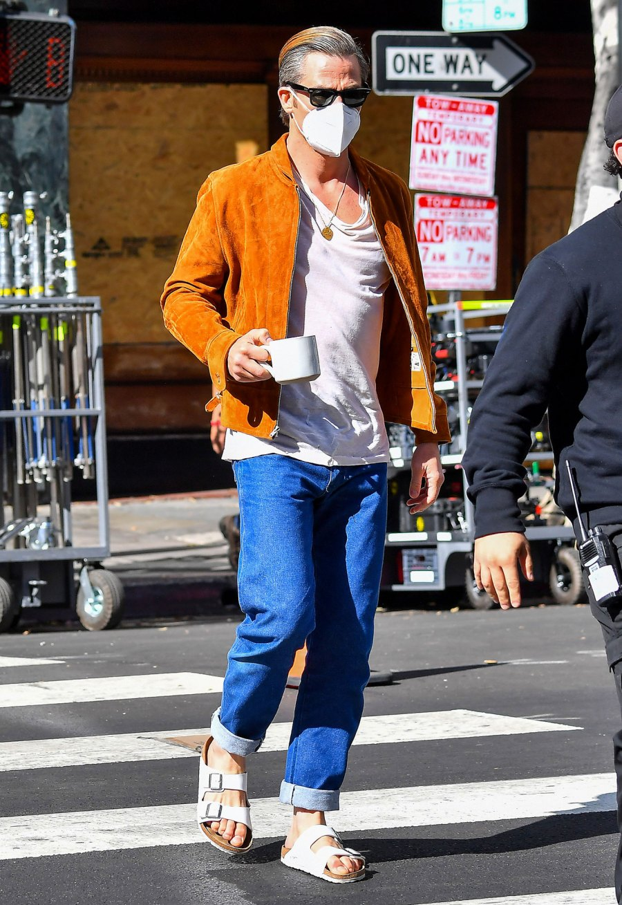Harry Styles Movie Don't Worry Darling Halted Over Positive COVID-19 Test Chris Pine