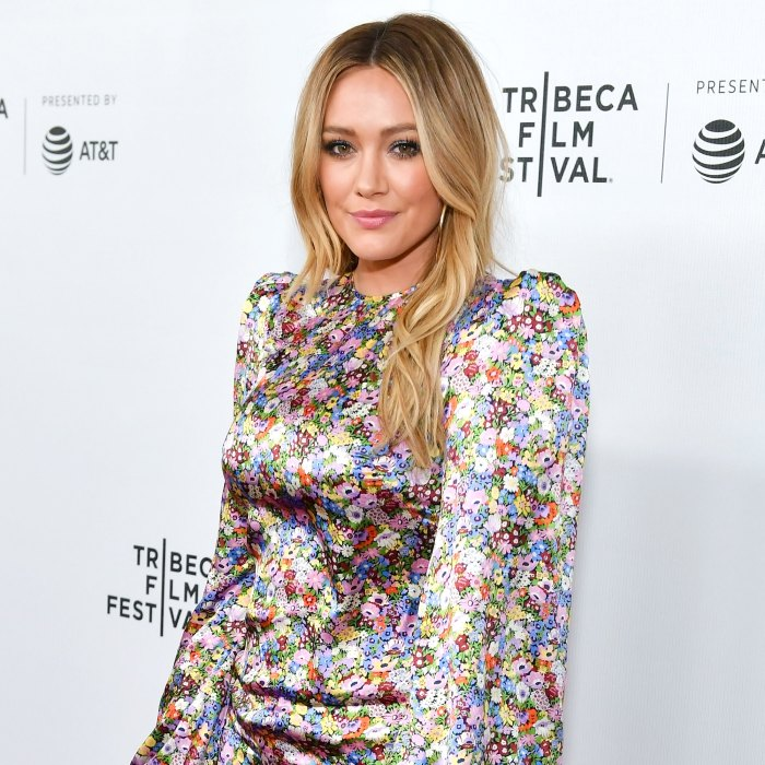 Hilary Duff Reunites With Family Thanksgiving After COVID-19 Quarantine