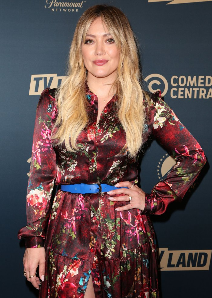 Hilary Duff Reveals She's in 'Quarantine Day 2' After COVID Exposure