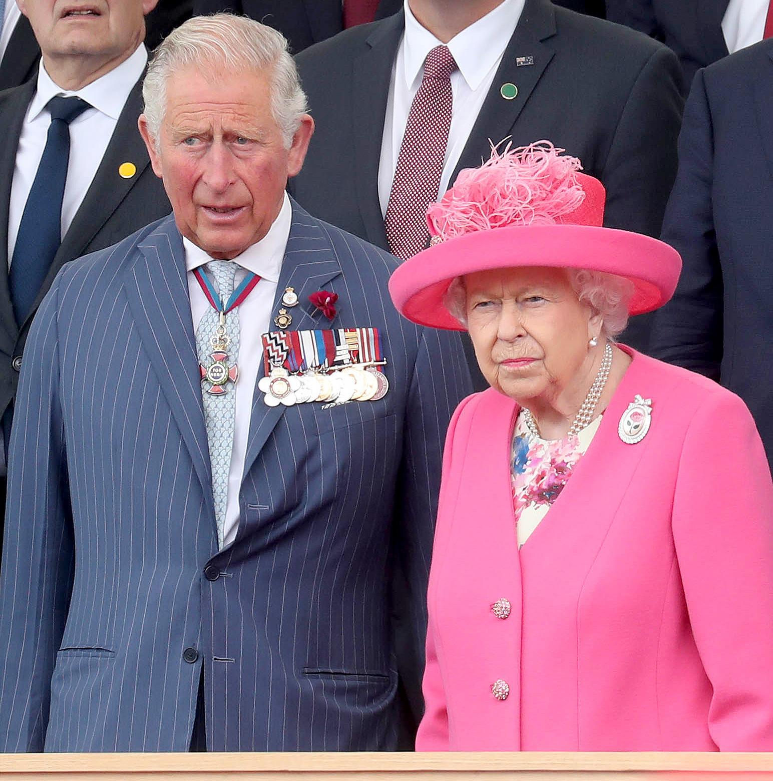 Inside Prince Charles' Plans If Queen Elizabeth Steps Down