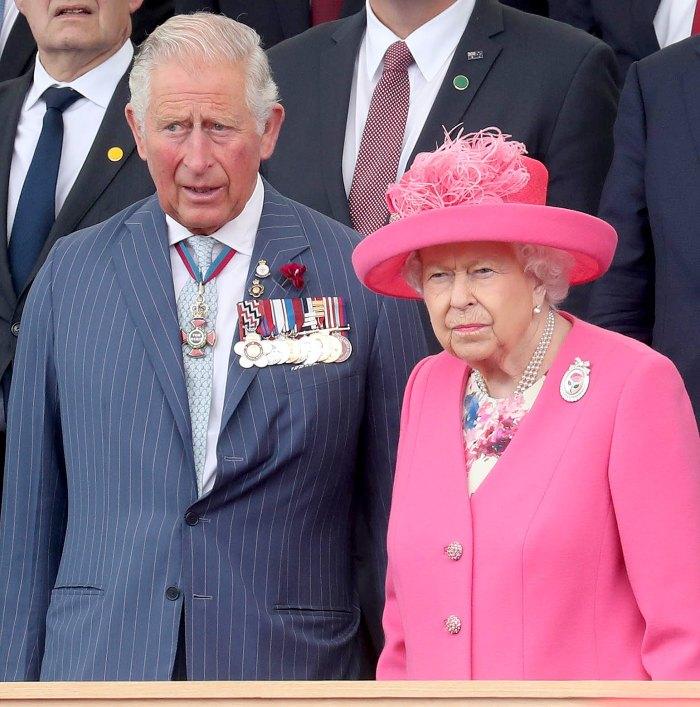Dentro de los planes del Príncipe Carlos si la Reina Isabel II renuncia 1